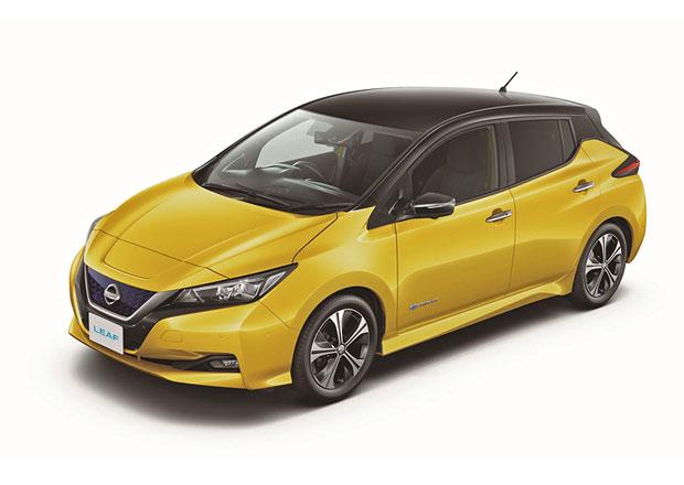 Nissan prodá jeden elektrický Leaf každých 12 minut. Může se stát evropským rekordmanem