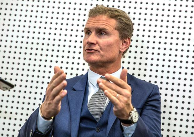Legenda David Coulthard v exkluzivním rozhovoru: Trocha rizika neškodí!