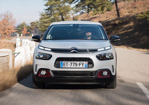 Modernizovaný Citroën C4 Cactus odhalil český ceník. Komfort nabízí už v základu