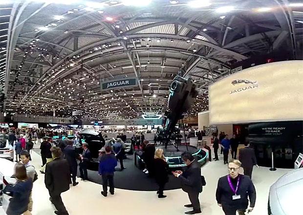 Ženeva 2018 a video 360°: Tady byly nejkrásnější exponáty!