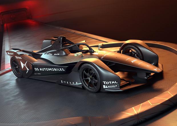 DS E-Tense FE 19 je novou zbraní z Francie pro šampionát Formule E