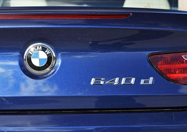 BMW a zákaz dieselů: Dieselového bavoráka můžete i vrátit!