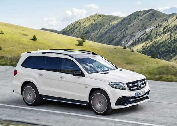 Luxusní SUV Mercedes-Maybach GLS dorazí ještě letos. Na souboj vyzve Bentley Bentayga
