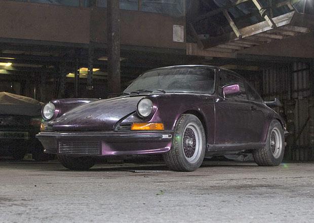 Podívejte se, jak dopadlo jedno z nejvzácnějších Porsche 911. Na jeho záchraně se již pracuje