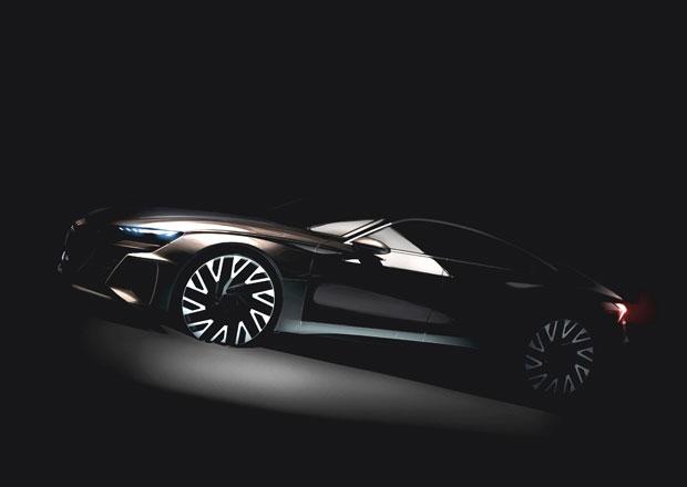 Audi poodhaluje E-Tron GT, čistokrevného konkurenta Modelu S!