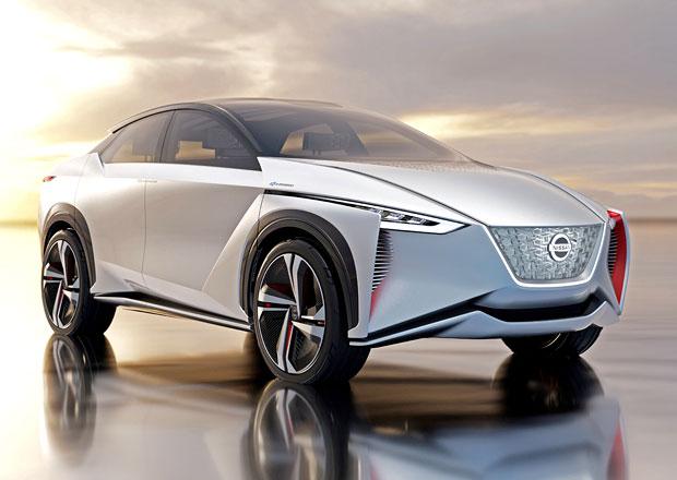 Nissan plánuje elektrický crossover s technikou Leafu. Chce být jako Qashqai