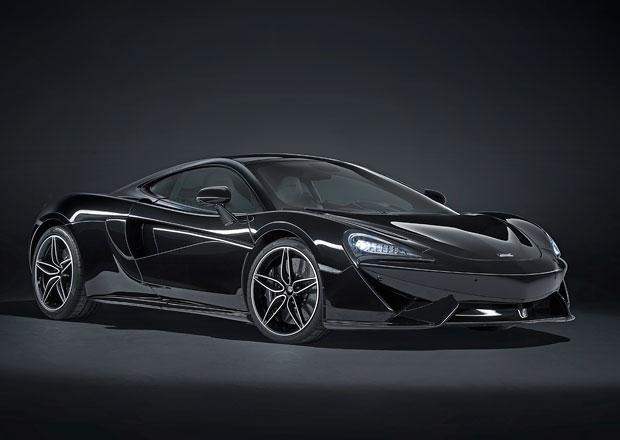 McLaren 570GT MSO Black Collection: Luxusní, rychlý i praktický elegán v černé