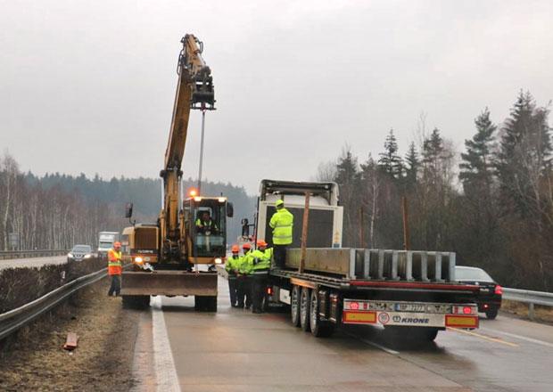 Práce na rekonstrukci dálnice D1 se protáhnou do roku 2021. Co za tím vězí?
