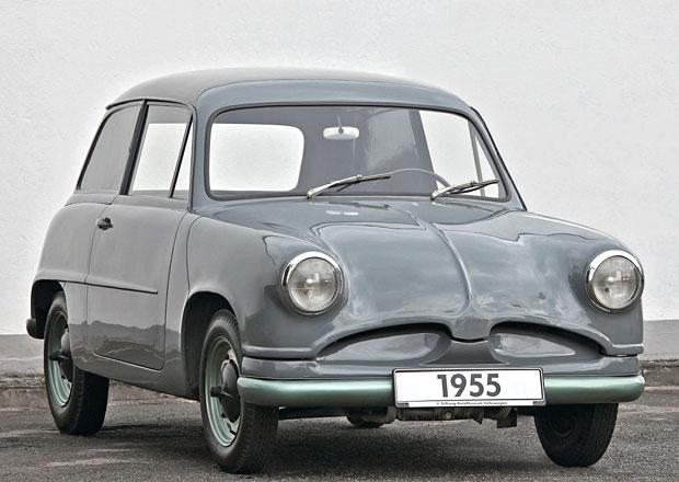 Takhle se hledal nástupce VW Brouk. Podívejte se, co bylo před jedničkovým Golfem