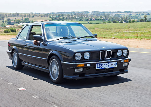BMW 320iS a 333i: Vzácné kousky pro země, kterým ikonická M3 nebyla přána