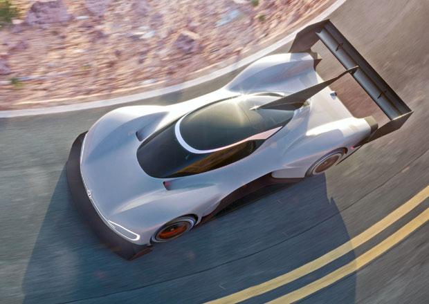 Rodina Volkswagen I.D. poodhaluje nového člena: Elektrický závoďák pro Pikes Peak!