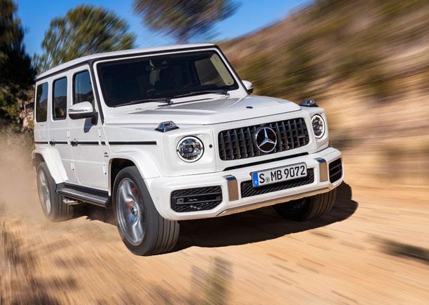 """Mercedes-AMG představuje silné """"géčko"""" v působivé reklamě. Je silnější než čas"""