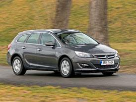 Ojetý Opel Astra J (P10): Těžký, nebo spíš bytelný?
