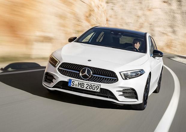 Nový Mercedes-Benz A prozradil české ceny. Nejlevněji pořídíte turbodiesel!