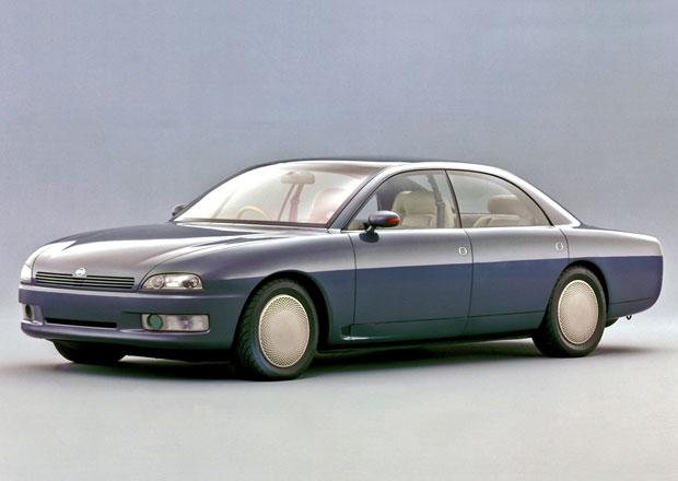 Nissan Neo-X (1989): Když vypadala budoucnost aut ještě růžově