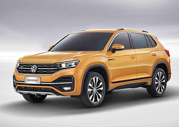 Tohle nové SUV Volkswagenu vzniklo pro Čínu. Mohlo by ale zamířit i do Evropy!