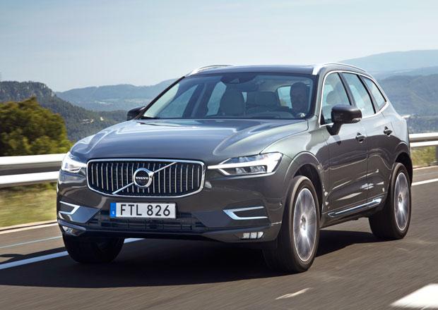 Triumf automobilky Volvo, světovým autem roku se stal model XC60