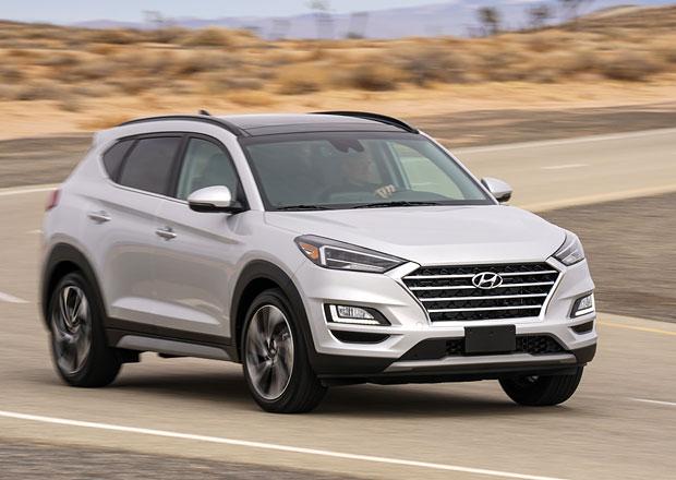 Hyundai modernizoval Tucson. Zvenku změnu možná nepoznáte, interiér má ale zcela nový!
