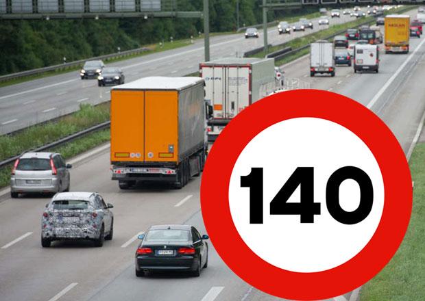 Rakušané chtějí zvýšit rychlost na dálnici. A tím prospět ovzduší