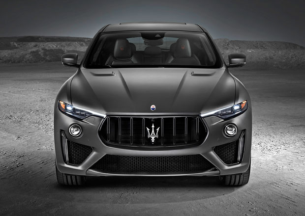 Maserati postavilo Levante Trofeo. Tohle SUV má osmiválec od Ferrari!
