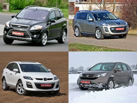 Pět spolehlivých ojetých SUV do 250.000 Kč: Vybrali jsme ty nejlepší!