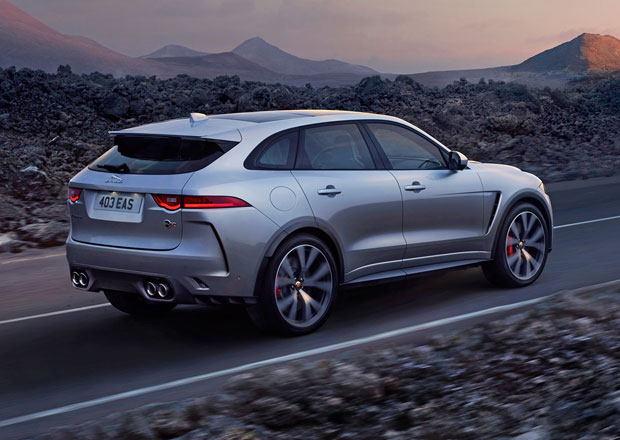 Jaguar se stavbě velkého SUV nebrání, nechce ale konkurovat Land Roveru