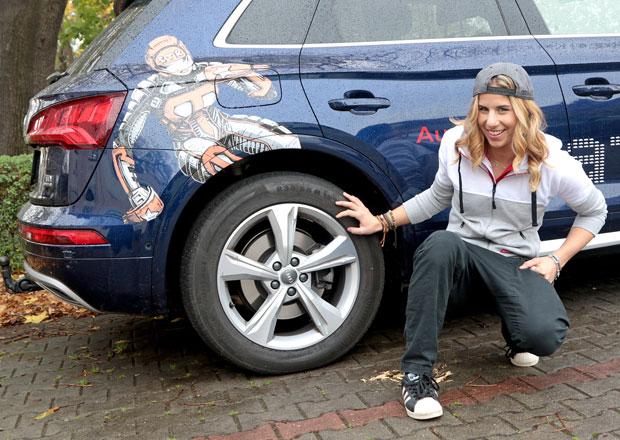 Olympijská vítězka Ester Ledecká a její auta: V čem jezdí hvězda?