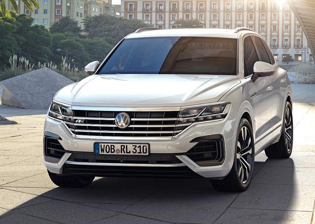 Volkswagen Touareg odhalil české ceny. Připravte si na něj alespoň 1,7 milionu