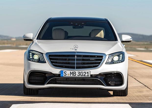 Vlajková loď s baterkami a kabelem: Mercedes začne elektrickou třídu S vyrábět za dva roky