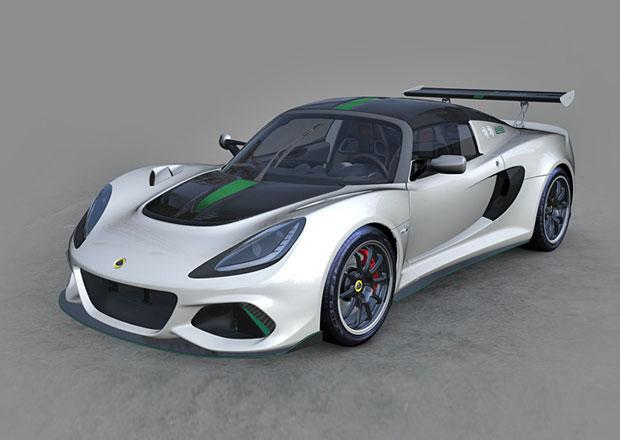 Lotus Exige Cup 430 Type 25 je stylovou a pěkně rychlou připomínkou slavné formule