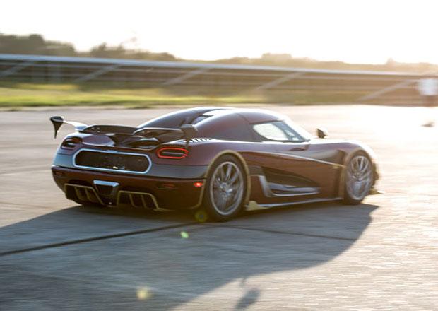 Koenigsegg končí s výrobou světového rekordmana. Na řadě je Regera