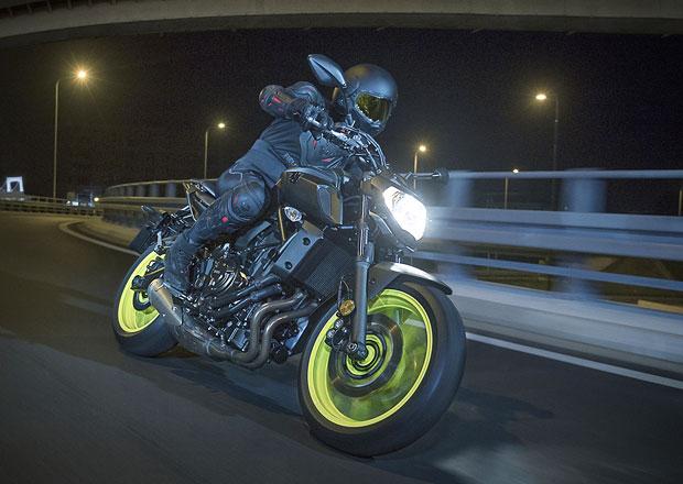 Yamaha MT-07: V novém kabátku do nové sezóny