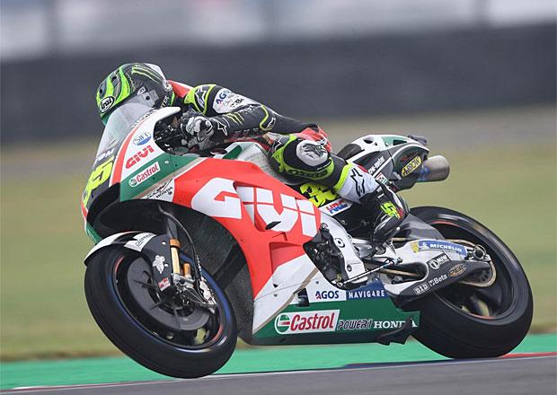 Motocyklová VC Argentiny 2018: MotoGP pro Cala Crutchlowa, Márquez bez bodů
