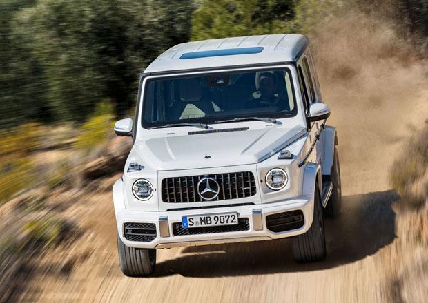 Mercedes-AMG G 63 už má českou cenu. Čtyři miliony vám stačit nebudou