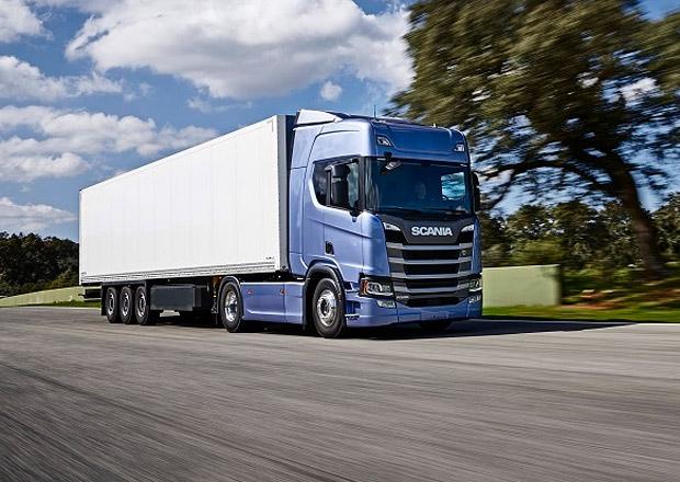 Scania připravila soutěž pro majitele a řidiče propojených vozidel