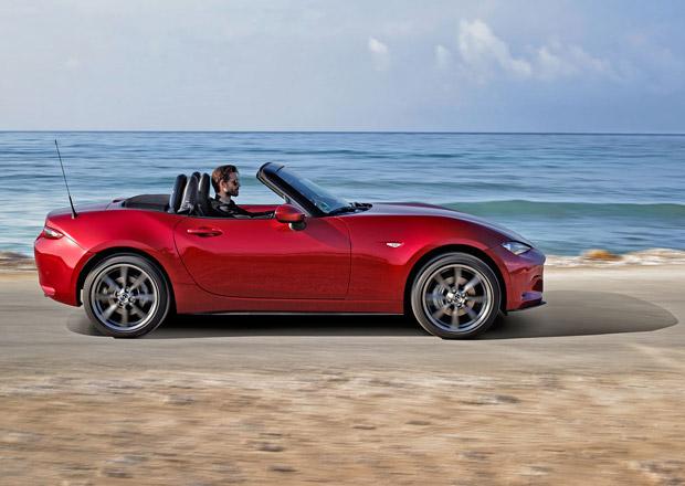 Mazda MX-5 má dorazit s výrazně vyšším výkonem