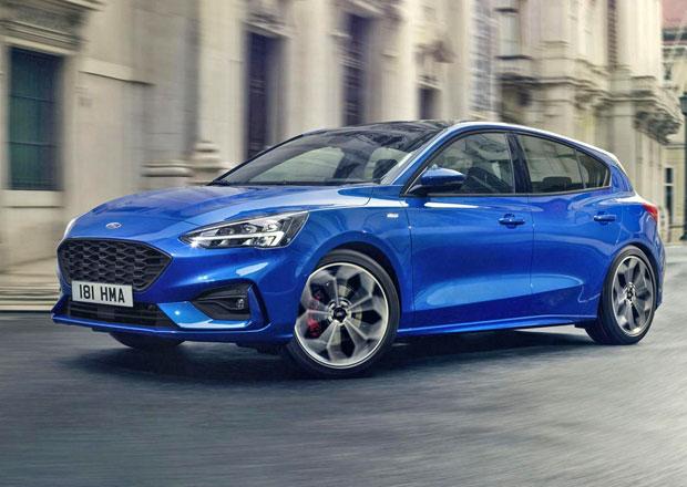 Nový Ford Focus oficiálně: Je chytřejší, bezpečnější a potěší několika poprvé