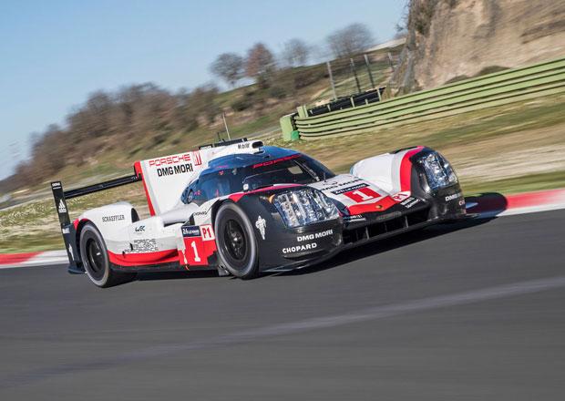 Závoďák Porsche je novým rekordmanem. Belgické Spa zvládl rychleji než F1