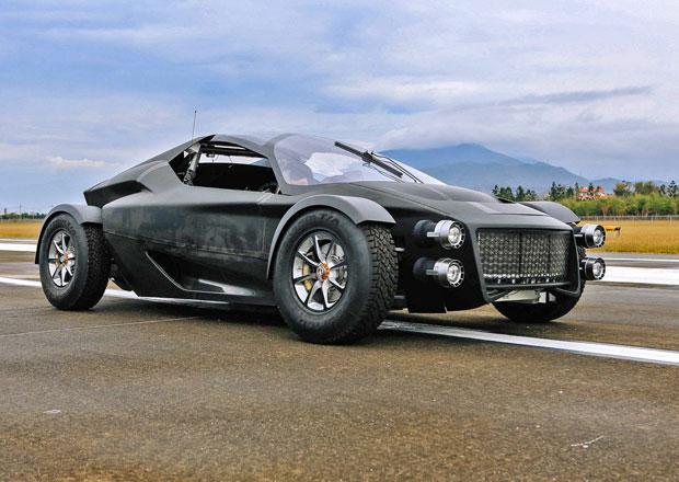 XING Mobility Miss R je první elektrický supersport vhodný na silnici i do terénu