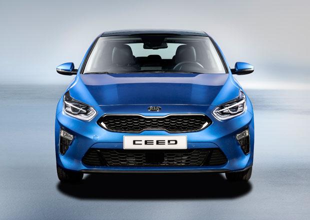 Kia Ceed nabídne další dvě karosářské verze. Co doplní hatchback a kombi?