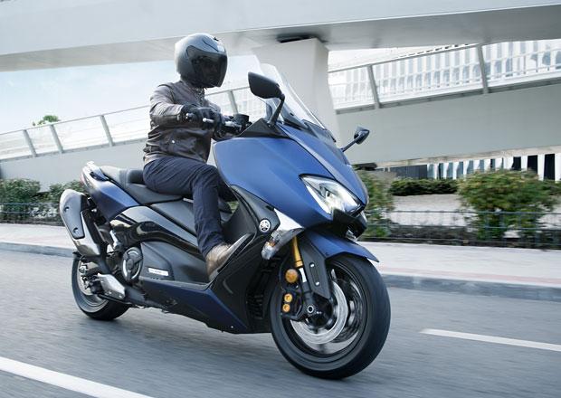 Yamaha získala prestižní ocenění za design svých skútrů