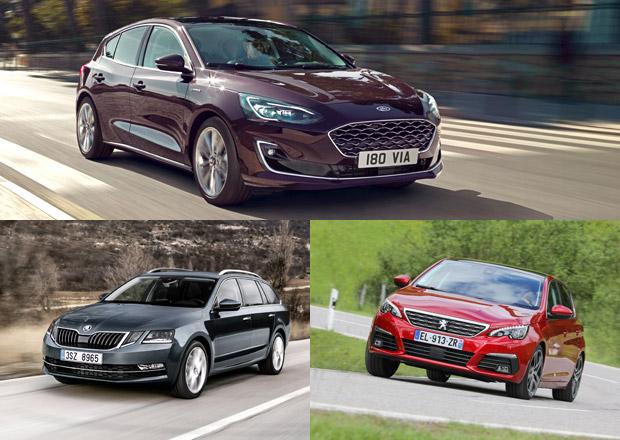 Nový Ford Focus odhalil český ceník. Srovnali jsme jeho ceny s konkurencí!