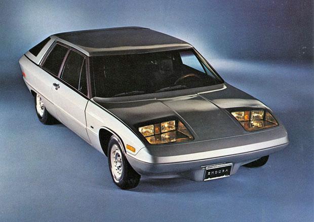 Elektromobil Globe-Union Endura: Tesla Model S z roku 1978!