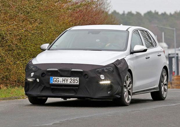 """Hyundai i30 N Sport na prvních špionážních snímcích. Čím se liší od čistého """"enka""""?"""