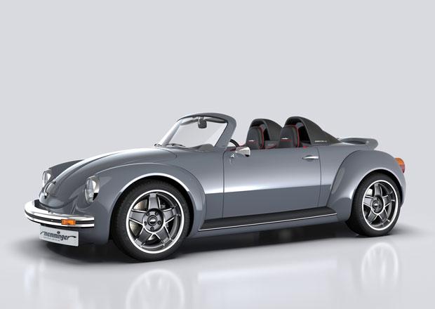 Memminger Roadster 2.7: Vypadá jako Brouk, je ale silnější. Trochu...