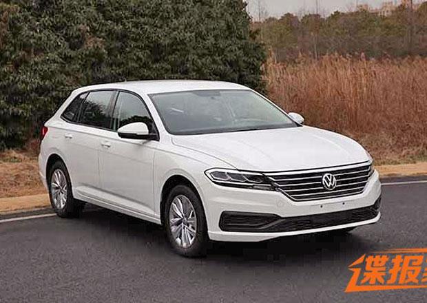VW Lavida Plus Hatch: Tak trochu čínský Rapid Spaceback