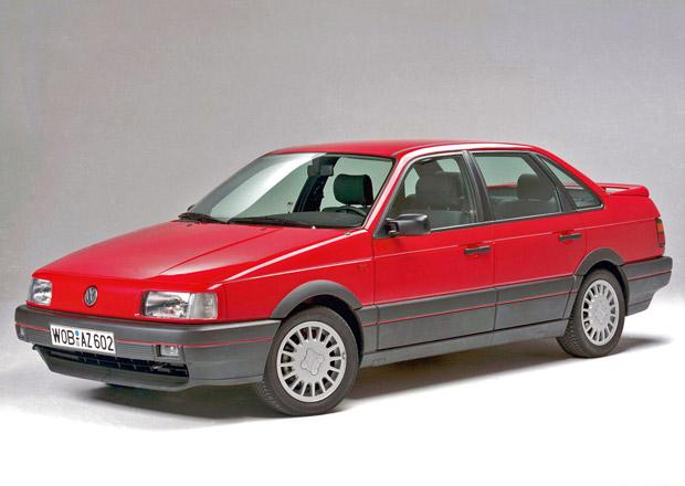 VW Passat B3/Typ 35i (1988-1993): Slaví třicítku! Jak to, že se obešel bez mřížky chladiče?