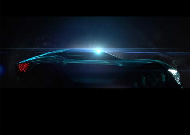 DS začíná s odhalováním vize sportovního vozu pro rok 2035