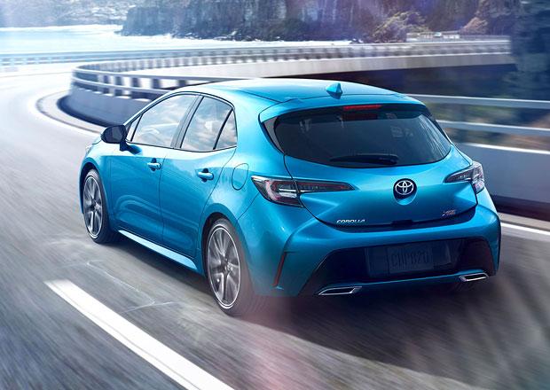 Hot hatch Toyota Auris GR se může stát do tří let skutečností