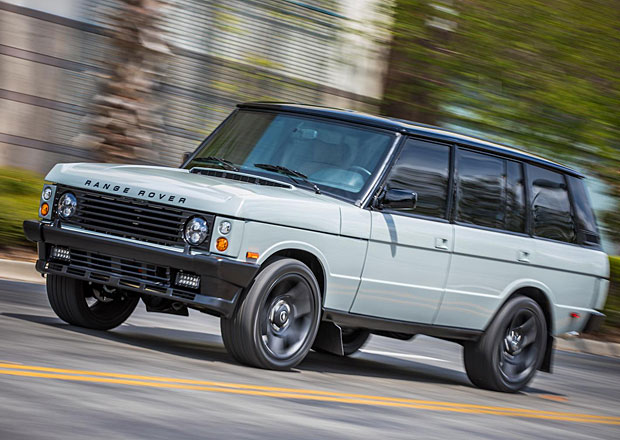 ECD Automotive Design RRC: Americký Range Rover!